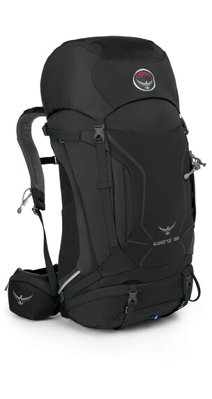 Osprey M's Kestrel 58 Backpack Ash Grey